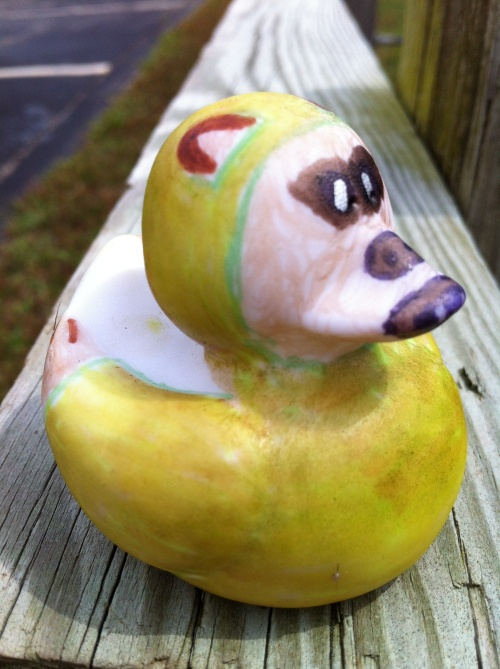 D499 Quack Quack the Ewok R